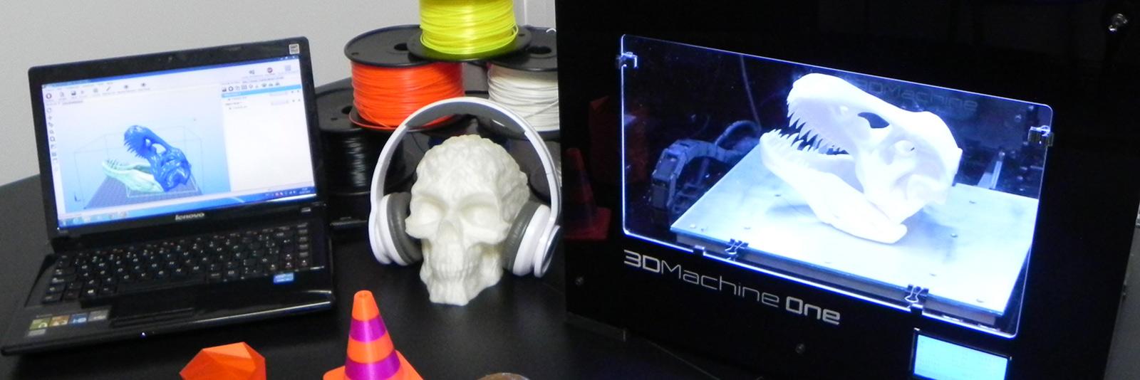 3D Machine ONE